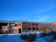St-Henri - very much abandoned. (douaireg) Tags: urban architecture quebec montreal historic sthenri abandonnedfactory