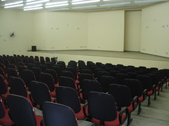 Lecture Hall at CEC - Sul de Minas
