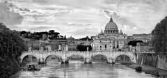 December in Rome (LeventeZone) Tags: travel italy vatican rome roma art architecture mood artistic atmosphere tiber tevere sanpietro stpeter