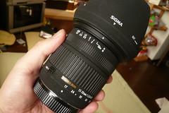 SIGMA 17-70mm F2.8-4.5 DC