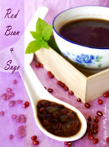Red Bean & Sago Soup