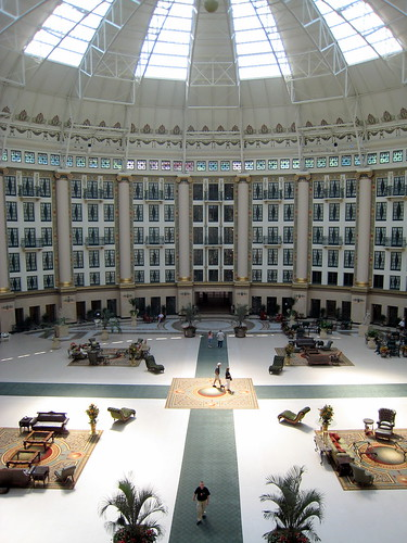West Baden Springs Resort