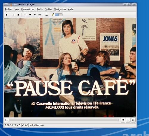 pPause Café, série mythique du début des années 1980.