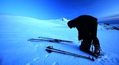 tli a s plss  tskunni... (apecut79) Tags: skiing hiking glacier eyjafjallajkull
