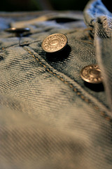 Gap Jeans (427) Tags: buttons gap thegap jeans buttonfly bluejean