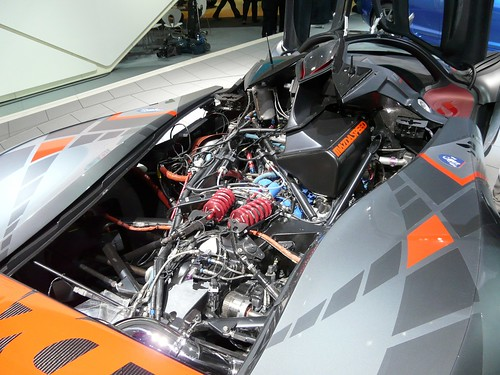 Фотографии новой Mazda Furai 2008