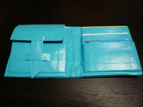 ガムテープ財布02
