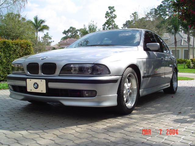 bmw 1998 540