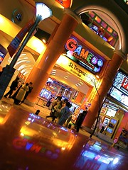 Sunshine City, Ikebukuro (philipjbigg) Tags: japan tokyo streetphotography nighttime neonlights colourful neonsigns nightshooting longexposures colourfulbuildings philipbigg philipjbigg