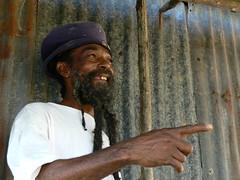 Wha Gwaan (allankassin) Tags: man black dreadlocks beard jamaica jamaican rasta dreadlock rastafari rastafarian