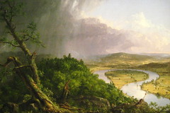 NYC - Metropolitan Musem of Art - Thomas Cole's View from Mount Holyoke, Northampton, Massachusetts, after a ThunderstormThe Oxbow (wallyg) Tags: nyc newyorkcity ny art museum painting nhl manhattan landmark ues gothamist artmuseum metropolitanmuseum themet uppereastside metropolitanmuseumofart museummile nationalhistoriclandmark nationalregisterofhistoricplaces usnationalhistoriclandmark nrhp thomascole hudsonriverschool usnationalregisterofhistoricplaces newyorkcitylandmarkspreservationcommission nyclpc viewfrommountholyoke theoxbow viewfrommountholyokenorthamptonmassachusettsafterathunderstormtheoxbow