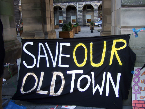 Save Our Old Town