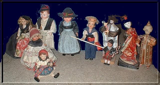 Dolls I found