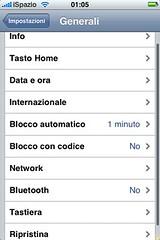 guida sblocco iphone 1.1.2 1.1.3 nativo OBT OTB OOB ispazio ispazio.net