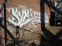 sye5 / eggyolk (privacypolicy) Tags: nyc brooklyn graffiti boner yolk tep mls eggyolk tfs sye5 363q
