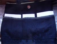 butterfly bag inside pocket