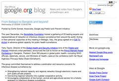 Google.org Blog