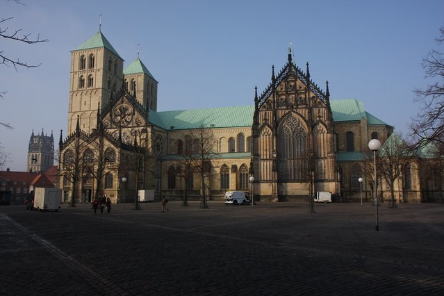 münster cathedral, germany