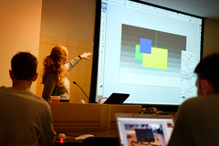 Ann Torrence's presentation on Photoshop