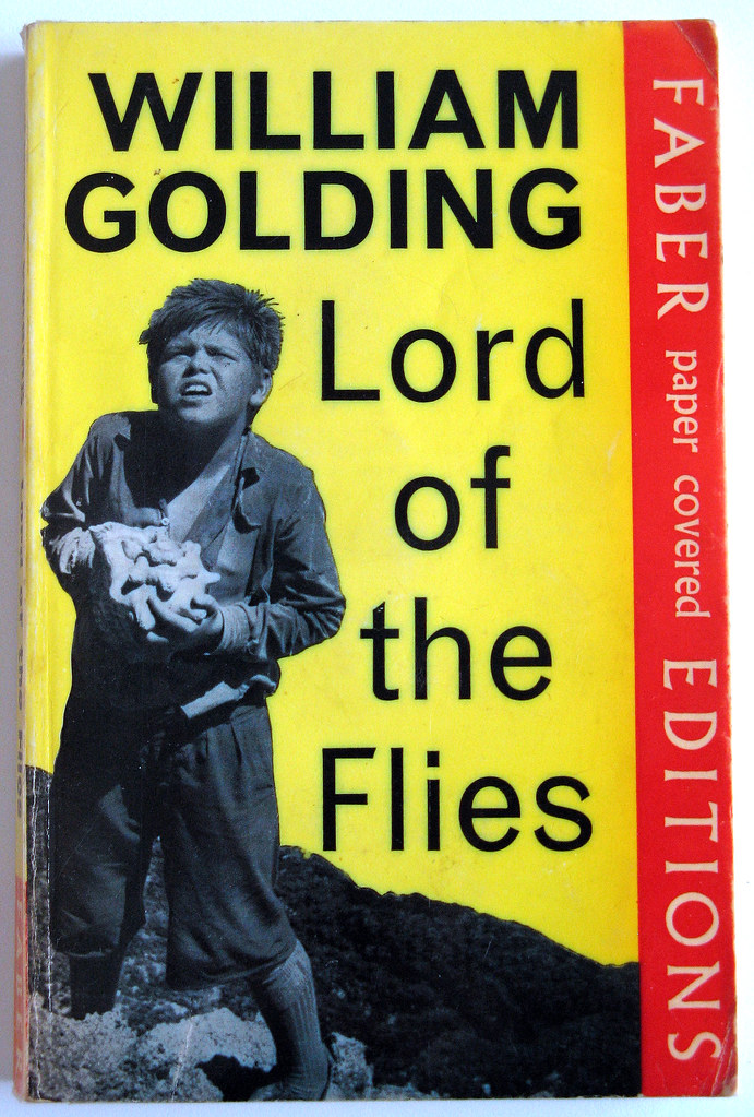 An analysis of the society in william goldings the lord of the flies