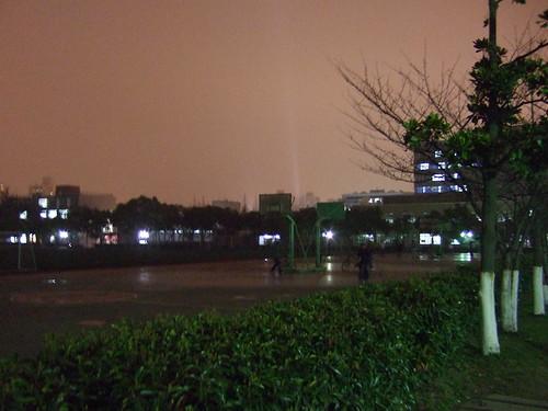 Tongji at night
