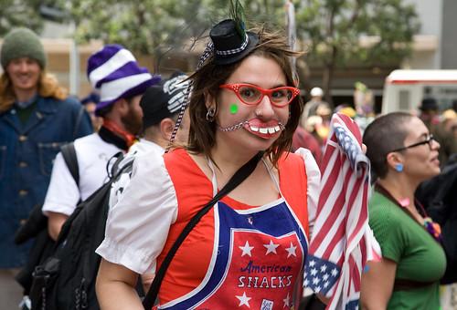 Saint Stupid's Day Parade 2008