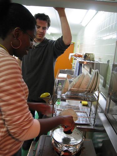 aurabena在做迦納料理