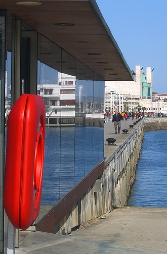 Life Preserver and Bollards