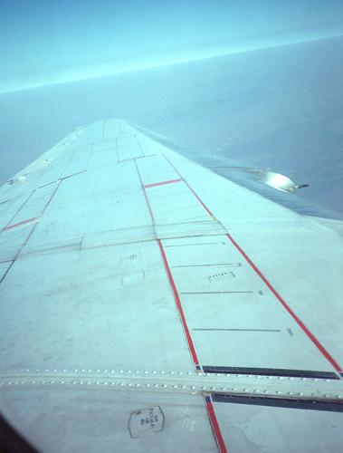 Ilyushin IL-62 Wing