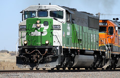 EMD Power (GalaxyFan (Bighorn Photography)) Tags: railroad bn locomotive bnsf emd sd60 8119 burlingtonnothernsantafe emdsd60 bnsd60