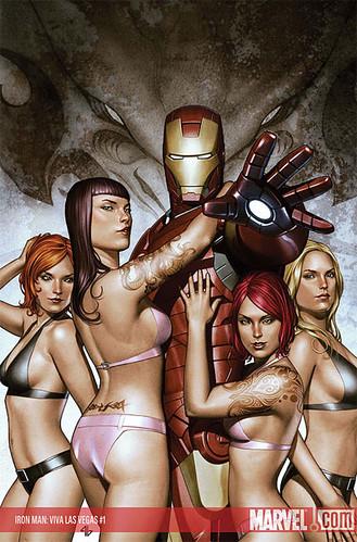 Iron Man viva Las Vegas 1