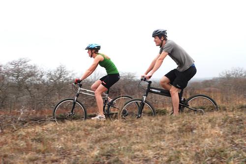Biking on the Moors