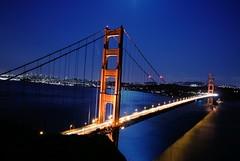 Golden Gate Bridge by Kelly Hobb