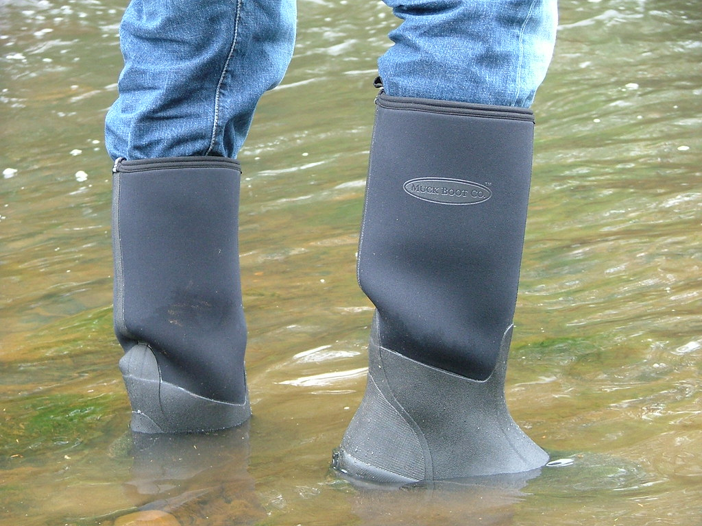 Derwent Muck Boots, a review