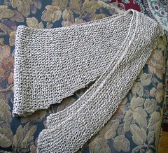 Second Shape It! scarf