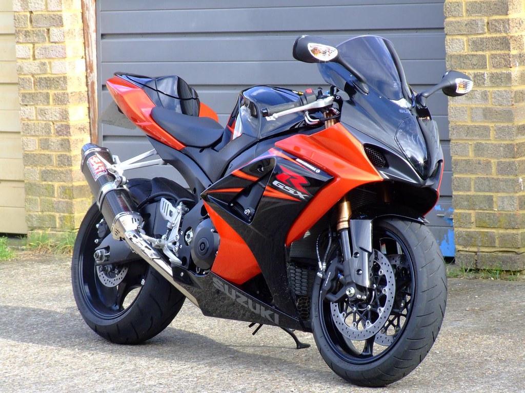 Black and Orange 750 - Suzuki GSX-R Motorcycle Forums Gixxer.com