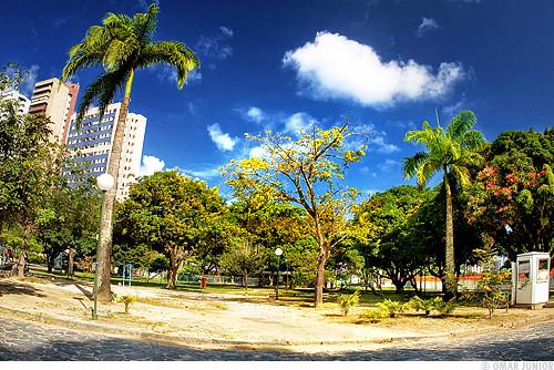 Recife - Parque da Jaqueira