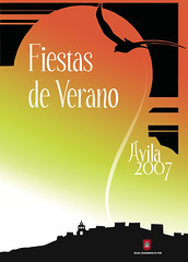 Premio! Cartel Fiestas de Verano 2007 (vila-Spain) (jjbarce) Tags: abstract color art colors beautiful fashion illustration digital pencil photoshop festive poster logo book design marketing spain artwork graphics artist arte graphic designer drawing mosaic colorfull symmetry direction website editorial marca brand imagenes vector ilustration presentations desing copic freelance interaction inkscape institutional vila infografa barce cartooning infografia logotypo inskcape avilacartelinkcapeillustratorvectordiseoconcursopostercymkilustracion graphdesing