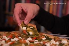 Tomato de Cabra (jperthllave) Tags: food pizza pentax tomatodecabra cerveseria greenbelt smcpda40mmf28xs eat dinner