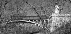 2.17.2017 Under the Lion Bridge (Kristine Runner) Tags: lakepark milwaukeecountypark lighthouse