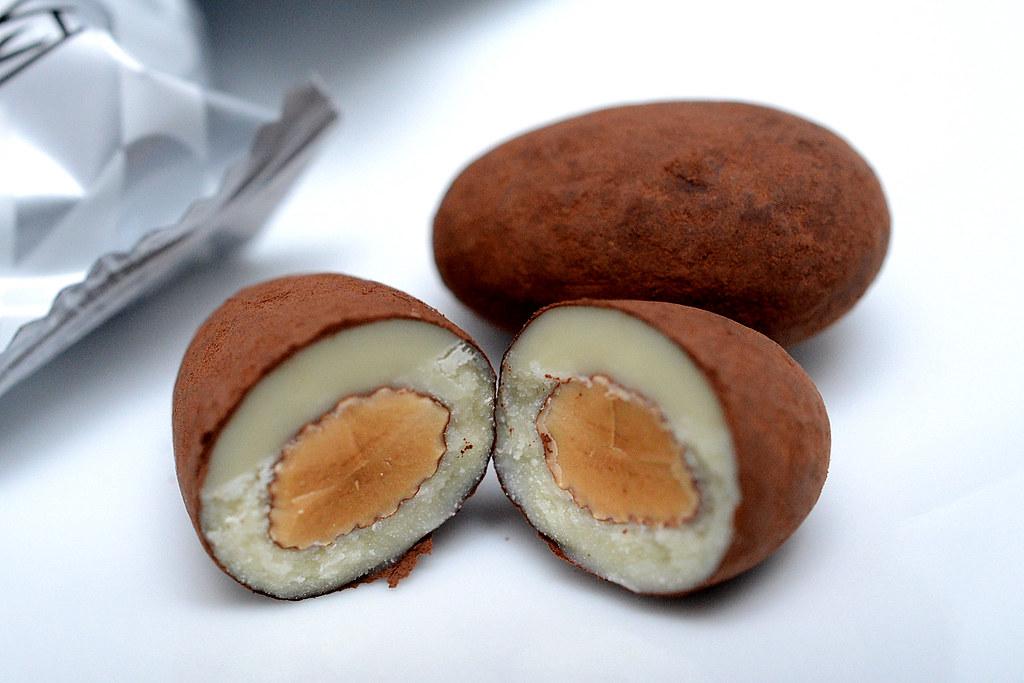 歐薰提拉米蘇杏仁豆巧克力