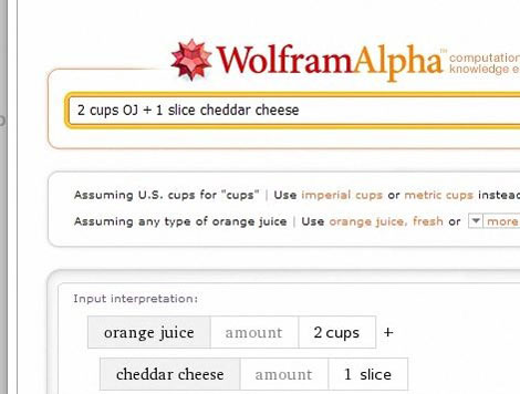 WolframAlpha grosses me out