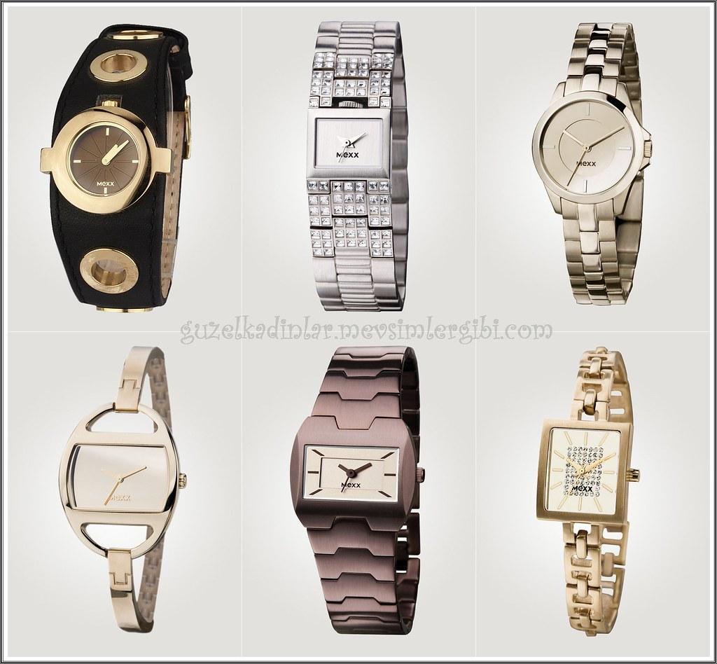 mexx bayan kadın kız kol saati modelleri kol saatleri