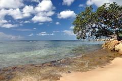 Caribbean Sea - Piccole Antille (l*aura**) Tags: ocean blue light sea sky orange sun seascape nature colors clouds marina nuvole mare blu dream cielo sole acqua azzurro colori arancio arancione oceano sogno caribbeansea antille atmosphera piccoleantille vision:beach=0602 vision:mountain=0555 vision:sky=0935 vision:ocean=0669 vision:clouds=0784 vision:outdoor=0968