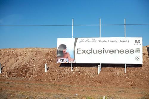 Exclusiveness