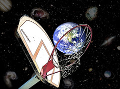 Space Hoop (Rusty Russ) Tags: space hoop start basket ball earth sky god church inspire flickr point shot swoosh photoshop yahoo google myspace love america fun contrast saturate olympic camera psycho picture photo super president great image summer beach ocean democrat republican barack hillary john rose cars c1 universe northernlights flyingcars arizona roseflower trees j1 flowers graveyard nature 08 party psdtuts colorful usa art twilight stumbleupon interesting manipulated freeimage picasa newsroom creative color surreal avant guarde