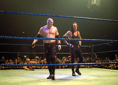 Undertaker & Kane In Newcastle upon Tyne