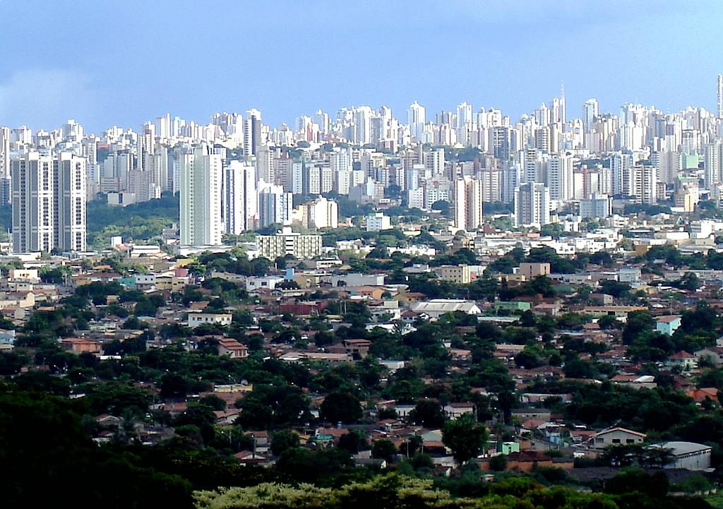 GOI?NIA - A Metr?pole Central do Brasil - SkyscraperCity