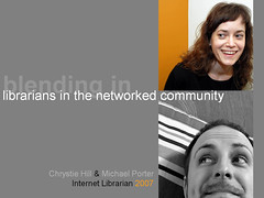 Blending In -IL2007 Presentation Intro Slide