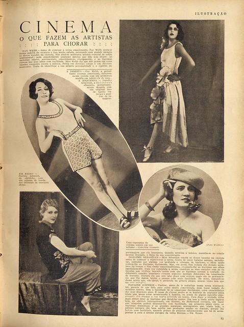 Ilustração, No. 111, August 1 1930 - 26